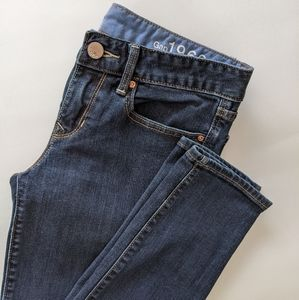 GAP Always Skinny Jeans, Dark Wash, 26